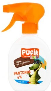 Mléko po opalování ve spreji 6% Pufík Mika