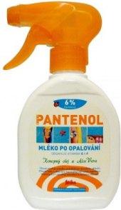 Mléko po opalování ve spreji Pantenol Mika
