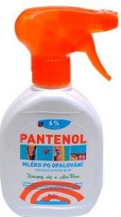 Mléko po opalování ve spreji 6% Pantenol Mika