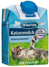 Mléko pro kočky Winston