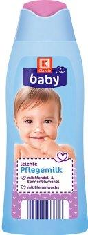 Tělové mléko dětské Baby K-Classic