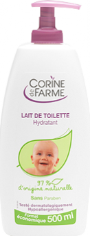 Tělové mléko dětské Corine de Farme