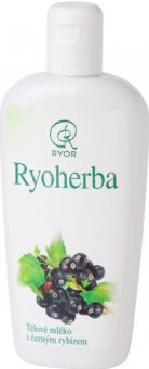 Tělové mléko Ryoherba Ryor