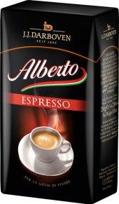 Mletá káva Alberto Espresso Darboven