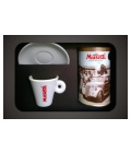 Mletá káva Arabica Musetti - dárkové balení