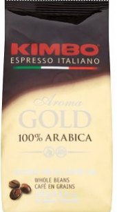 Mletá káva Aroma Gold Kimbo