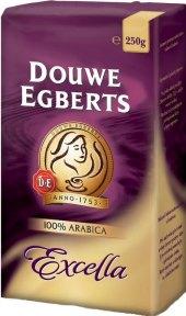 Mletá káva Excella Douwe Egberts
