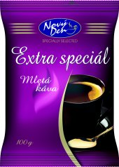 Mletá káva extra speciál Nový den