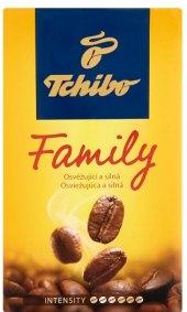 Mletá káva Family Tchibo