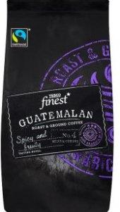 Mletá káva Guatemalan Tesco Finest