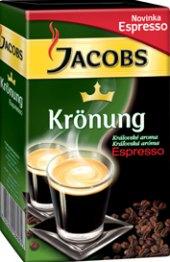 Mletá káva Jacobs Krönung Espresso