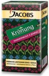 Mletá káva Jacobs Krönung Harmonious Peru