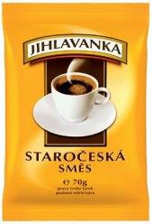 Mletá káva Staročeská směs Jihlavanka