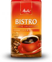 Mletá káva Kräftig Bistro Melitta