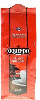 Mletá káva natural Oquendo