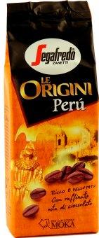 Mletá káva Perú Le Origini Segafredo