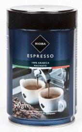 Mletá káva Platinum Rioba