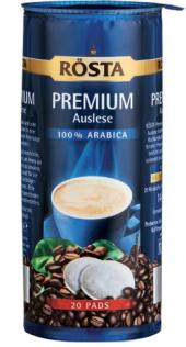 Mletá káva porcovaná Premium Rösta