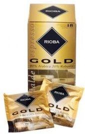 Mletá káva porcovaná Rioba