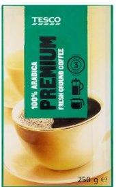 Mletá káva Premium Tesco