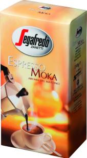 Mletá káva Espresso Moka Segafredo