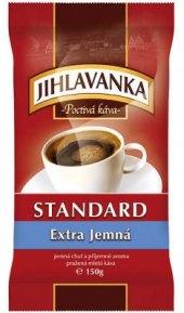 Mletá káva Standard extra jemná Jihlavanka