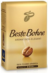 Mletá káva Tchibo Beste Bohne