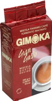 Mletá káva Bianco Gimoka