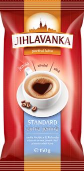 Mleté kávy Jihlavanka