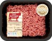 Hovězí mleté maso Tesco