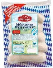 Mnichovská klobása Alpengut