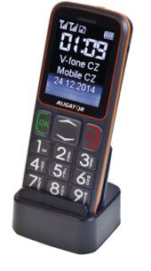 Mobilní telefon Aligator A320