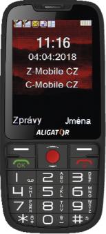 Mobilní telefon Aligator A890