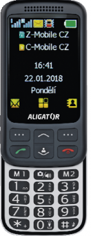 Mobilní telefon Aligator VS900