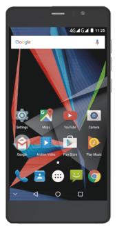 Mobilní telefon Diamond Selfie Lite Archos
