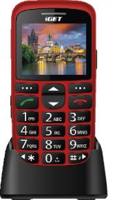 Mobilní telefon iGet Simple D7