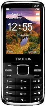 Mobilní telefon Maxton M55 Dual SIM