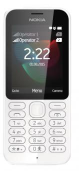 Mobilní telefon Nokia 222 Dual Sim