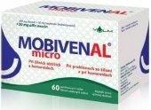 Doplněk stravy na cévní systém Micro Mobivenal