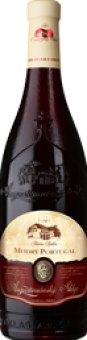 Víno Modrý Portugal  Augustiniánský sklep