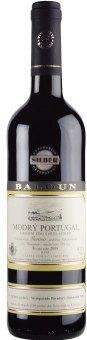 Víno Modrý Portugal Vinařství Baloun