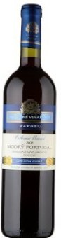 Víno Modrý Portugal Cellarium Bisencii Zámecké vinařství Bzenec