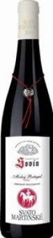Víno Modrý Portugal Vinný sklep Sovín - svatomartinské