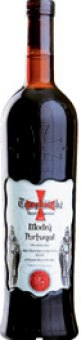 Víno Modrý Portugal Templářské sklepy Čejkovice