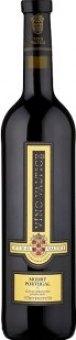Víno Modrý portugal Vinařství Valtice