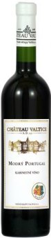 Víno Modrý Portugal Chateau Valtice