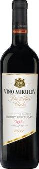 Víno Modrý Portugal Sommelier Club Víno Mikulov - pozdní sběr