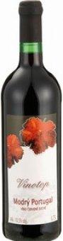 Víno Modrý Portugal Vinotop