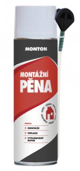 Montážní pěna Monton