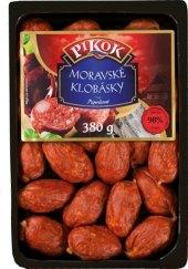Moravské klobásky Pikok